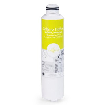 612x Seltino HAFCIN - water filter for Samsung refrigerator, DA29-00020B Haf-cin/exp replacement