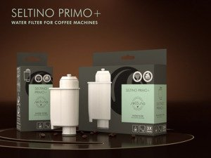 8x tripple pack of Seltino PRIMO+ water filters for coffee machines Philips Saeco, Brita Intenza+ compatible